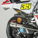 Ducati GP14 rear Crutchlow