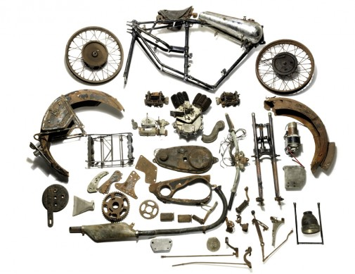 1928-31 Brough Superior Overhead 680 Project