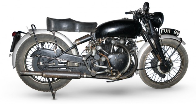 1951 Vincent 998cc Black Shadow 2