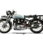 1951 Vincent 998cc Rapide Project - left facing