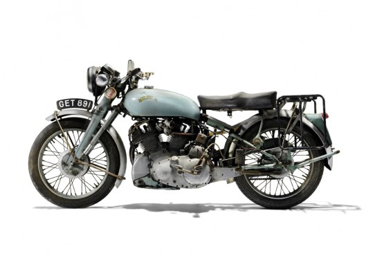 1951 Vincent 998cc Rapide Project  – left facing