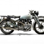 1951 Vincent 998cc Rapide Project - right facing