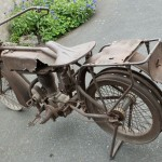 King Onyeama of Eke, Nigeria - 1921 Rudge 499cc Multi Project - 4