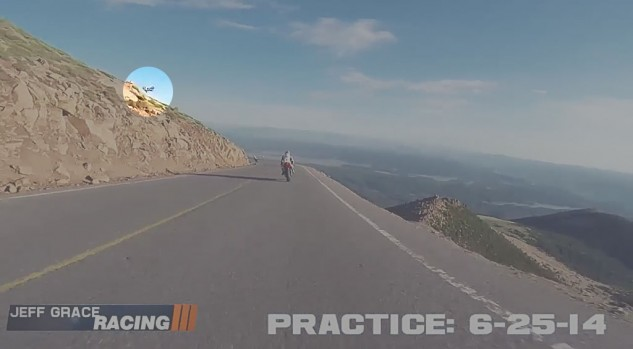 062614-pikes-peak-falling-honda-highlight