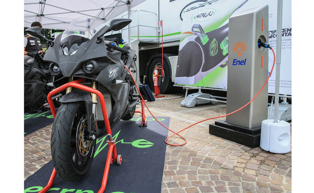 Energica Charging