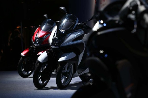 YAMAHA TRICITY Launch And Test-Ride Event
