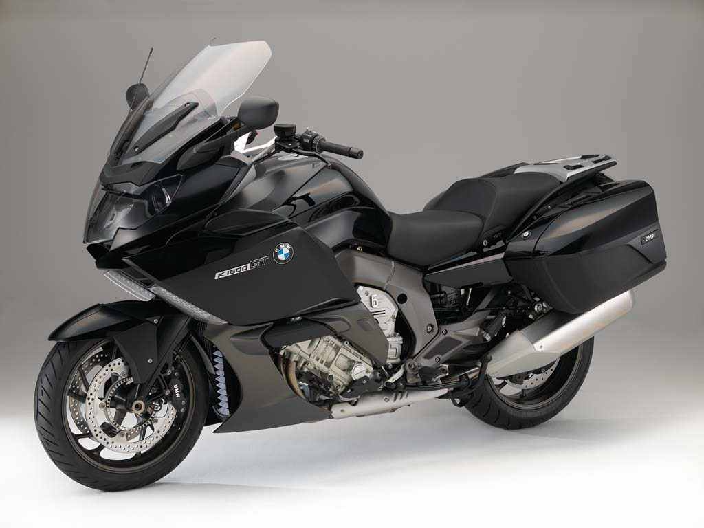 2015 Bmw K1600gt And K1600gtl Get Traction Control As