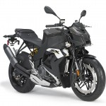 EBR 1190SX black 3/4 right
