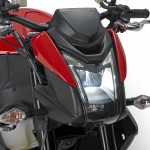 EBR 1190SX red headlight