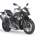 EBR 1190SX white 3/4 right