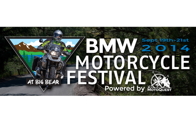 BMW Motorcycle Festival feature