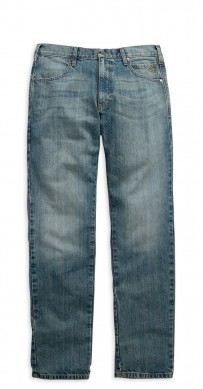 H-D Men's Modern Straight Jeans-front