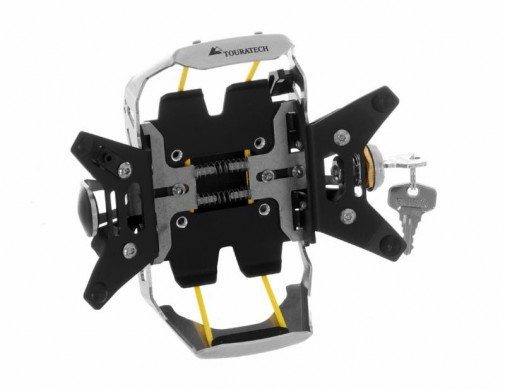 Touratech locking mount 2