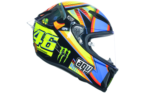 Valentino Rossi Limited Edition Double Face Helmet Now