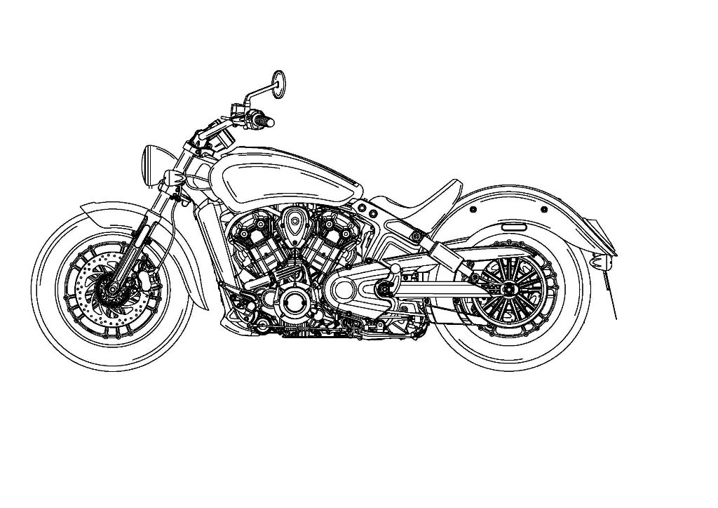 indian teases a new model announcement  u00bb motorcycle com news