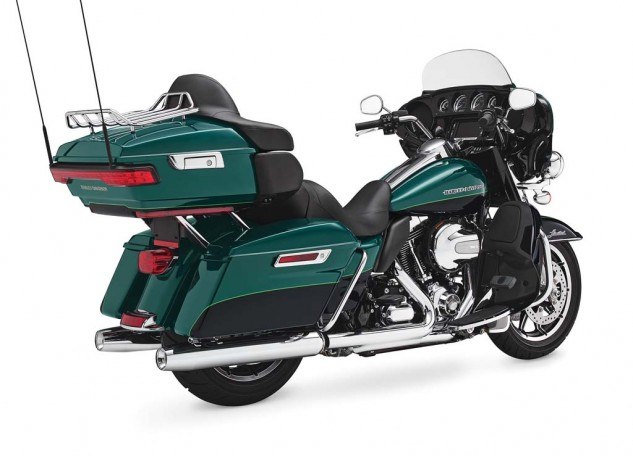 2015 Touring Electra Glide Ultra Limited Low