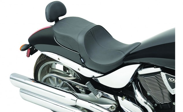 DragSpecialties Low Profile Touring Seat