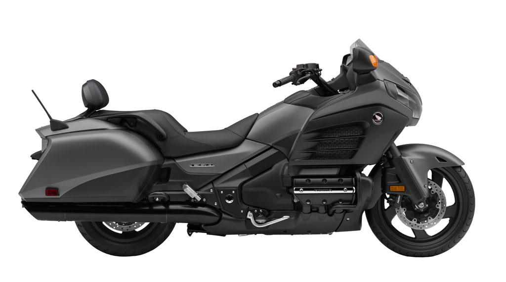 2015 honda gold wing and gold wing f6b mark 40th anniversary