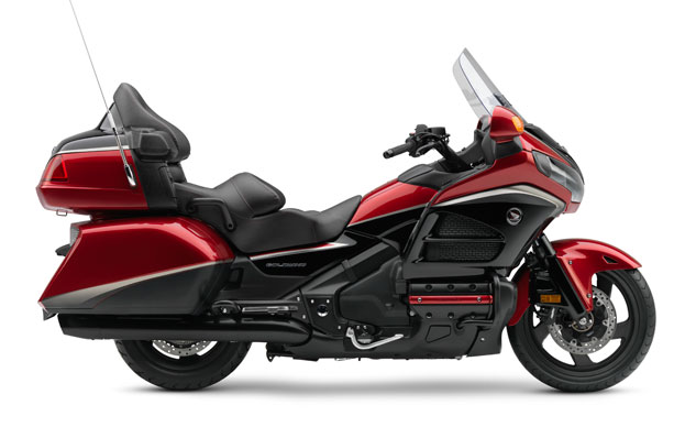 2015 Honda Gold Wing And Gold Wing F6B Mark 40th ...
