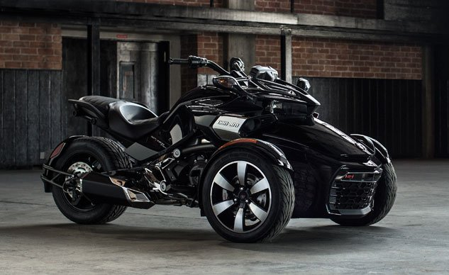 2015 can am spyder f3 revealed news. Black Bedroom Furniture Sets. Home Design Ideas