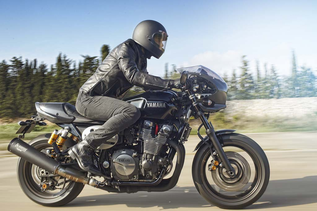 2015 yamaha xjr1300 and xjr1300 racer announced for intermot news. Black Bedroom Furniture Sets. Home Design Ideas