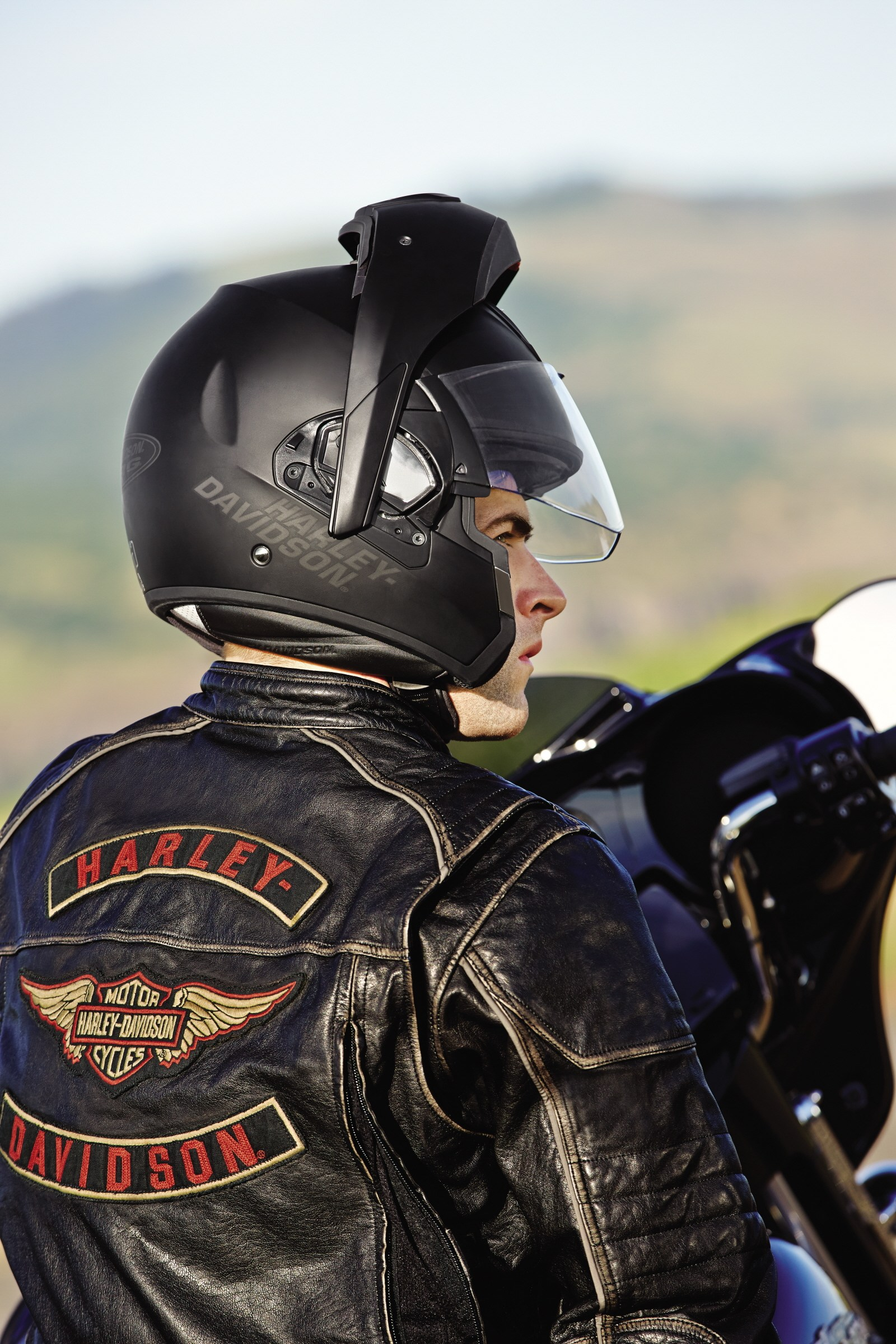 Harley Davidson Motorclothes Releases New Jacket And