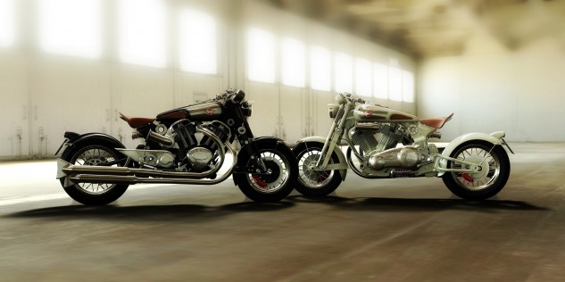 Matchless X Reloaded black/white
