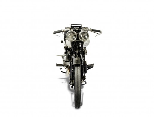 1929 Brough Superior 986cc SS100 Alpine Grand Sports – 2