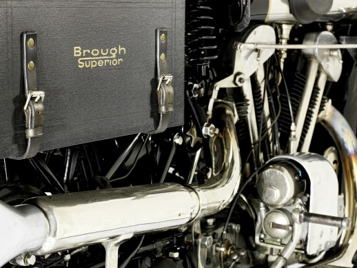 1929 Brough Superior 986cc SS100 Alpine Grand Sports – 6