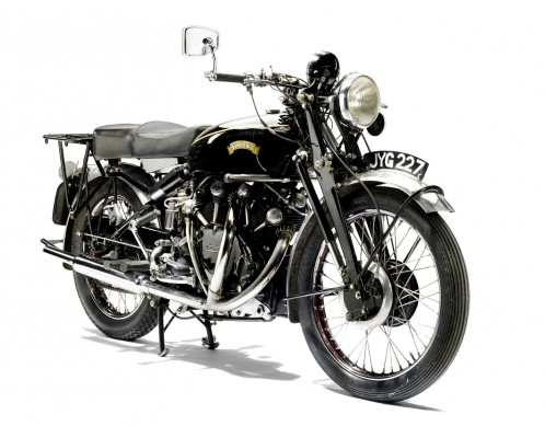 1950 Vincent 998cc Black Shadow Series C – 1