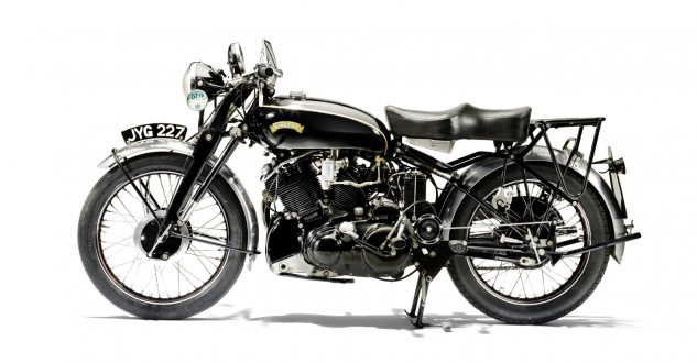 1950 Vincent 998cc Black Shadow Series C – 3