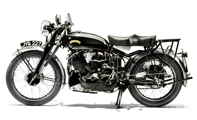 1950 Vincent 998cc Black Shadow Series C - 3_feature