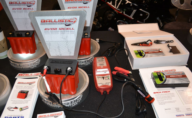 Ballistic Performance Components