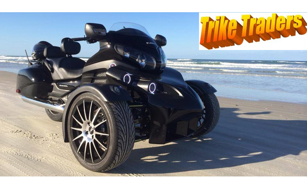 Honda Gold Wing Reverse Trike Conversions Now Available In Florida