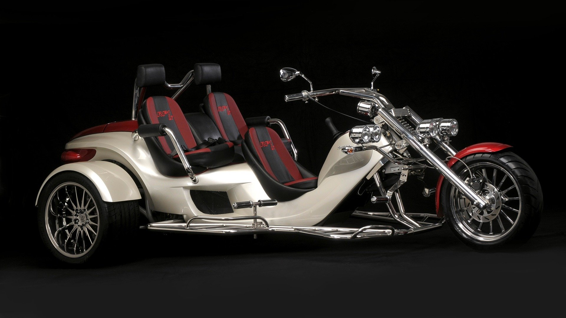 trike rewaco motorcycle automatic transmission offered