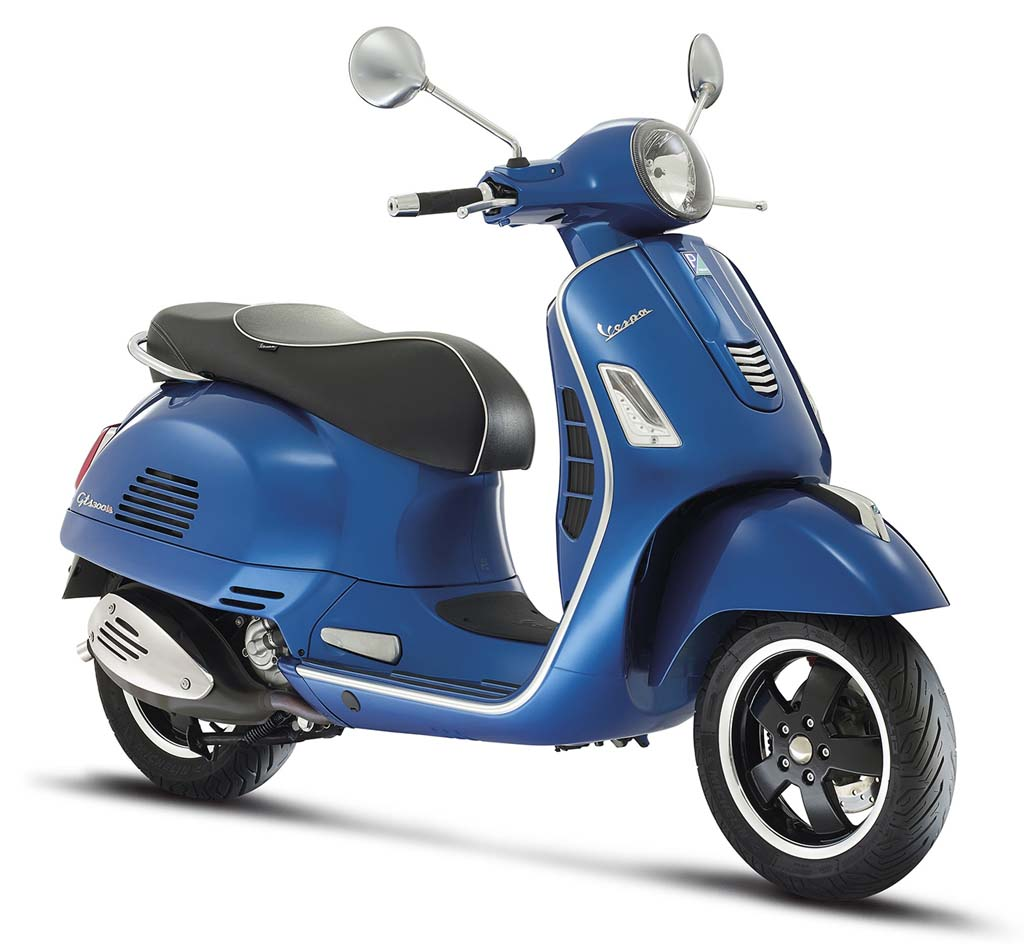 2015 vespa gts 300 lineup announced for us news. Black Bedroom Furniture Sets. Home Design Ideas