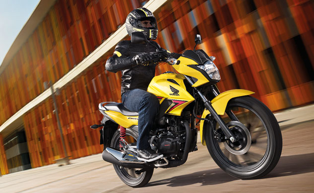2015 honda cb125f announced for europe news. Black Bedroom Furniture Sets. Home Design Ideas