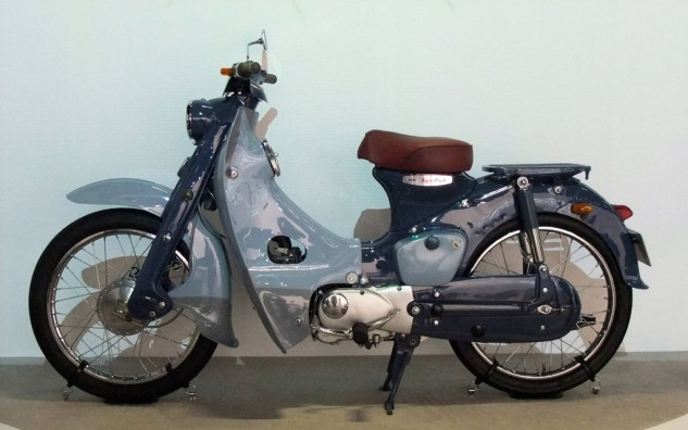 The Honda Super Cub is the world's most produced motorcycle, with 87 million units made as of March 2014. Remarkably, the Super Cub represents 29% of all Honda motorcycles ever produced.