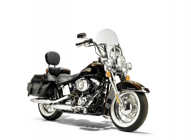 Pope's Harley Davidson 1,690cc FLSTC 103 Heritage Softail Classic - img1
