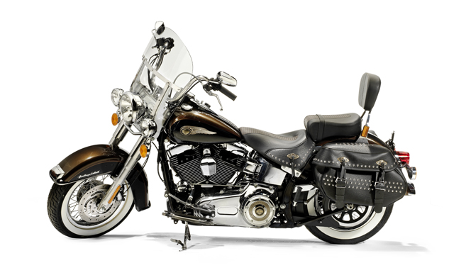 The Pope's Harley Davidson 1,690cc FLSTC 103 Heritage Softail Classic – img3_feature