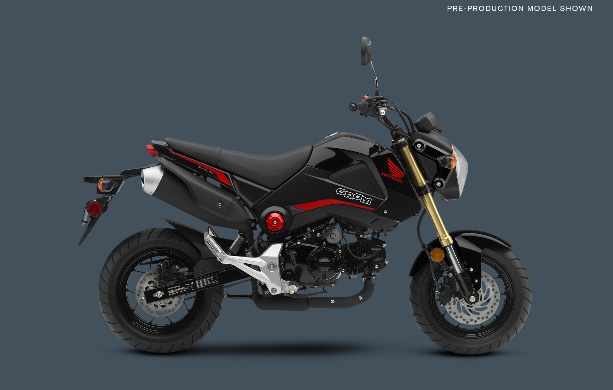 2015 Honda Grom >> Honda Grom Returns For 2015 With New Colors » Motorcycle.com News
