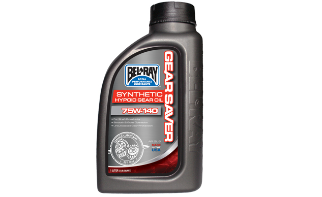 Bel-Ray Synthetic Hypoid Gear Oil 75W140