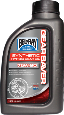 Bel-Ray Synthetic Hypoid Gear Oil 75W90 (High Res)