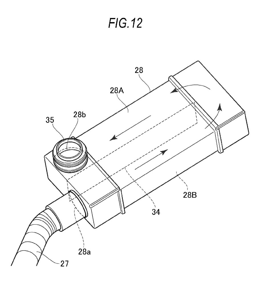 Electric Turbocharger Patents: US020150083513A120150326
