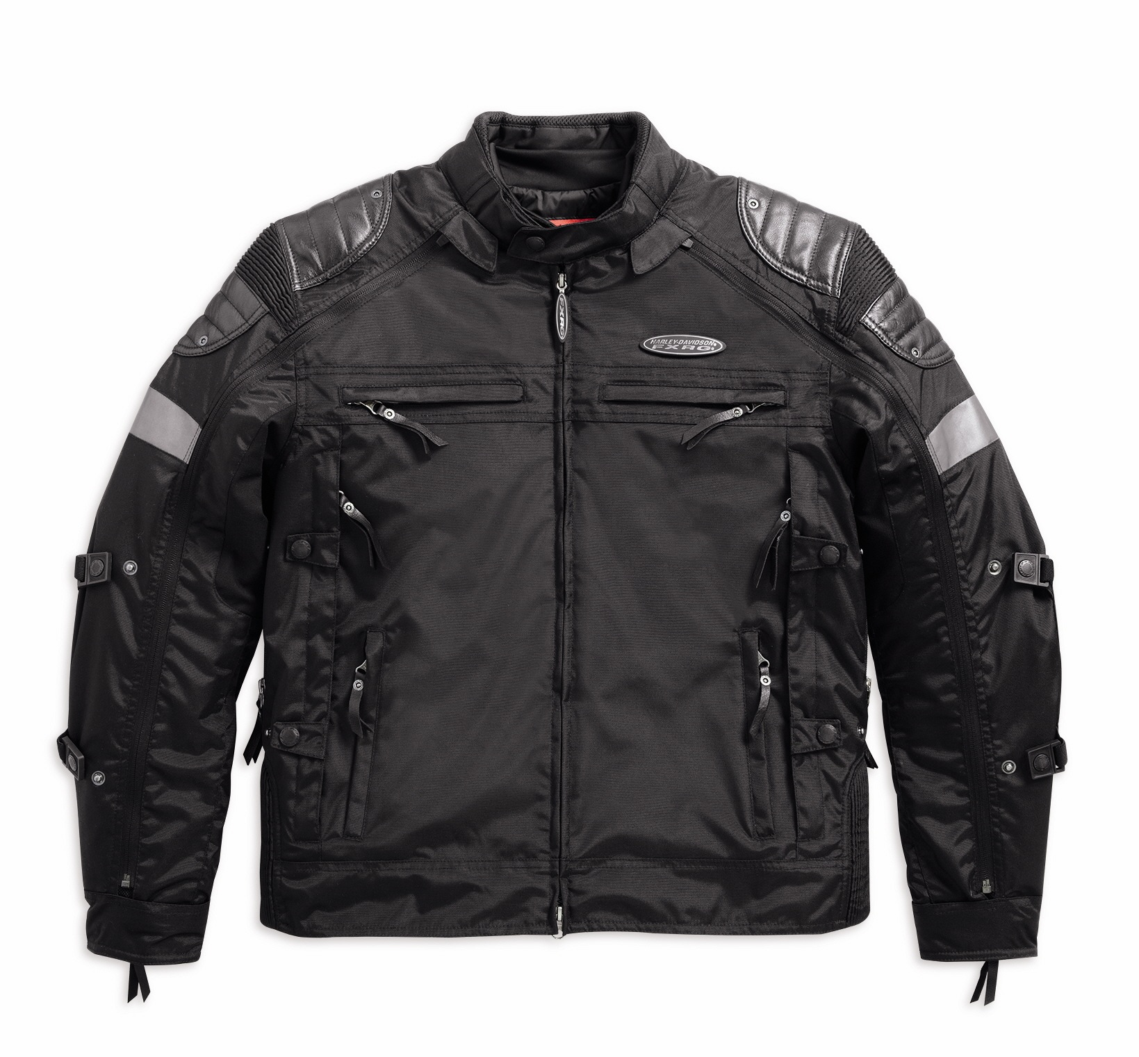 Harley Davidson Releases New Jackets With Triple Vent