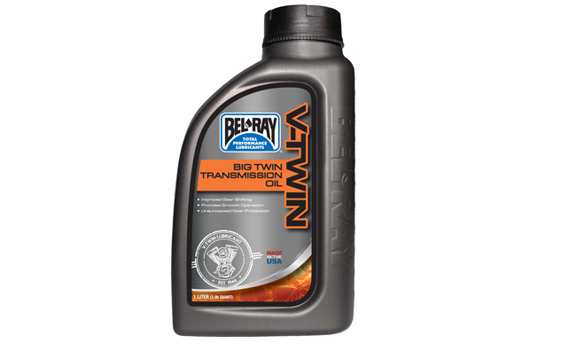 Bel-Ray Big Twin Transmission Oil_feature