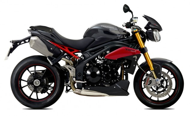 Transport Canada mistakenly listed the Street Triple R in the recall announcement but it's actually the Speed Triple R that is affected.