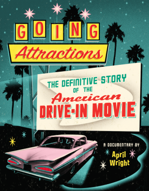 GOING ATTRACTIONS POSTER