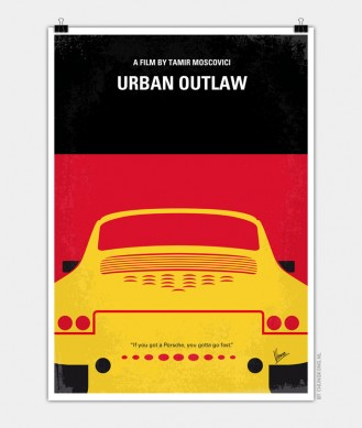URBAN OUTLAW POSTER 2