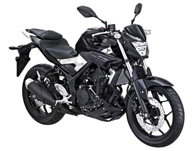 Yamaha mt 25 revealed in indonesia news for Yamaha mt 25